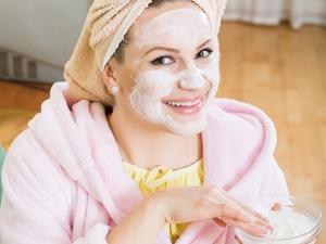 Yogurt Face Mask Glowing Skin