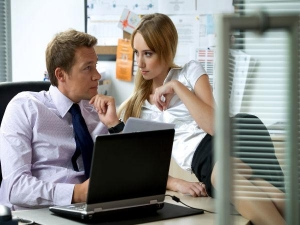 Should You Worry About His Hot Colleagues