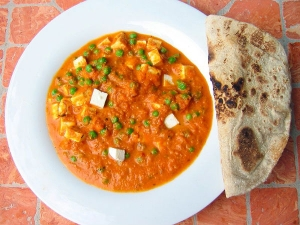 Paneer No Butter Masala Recipe Hindi