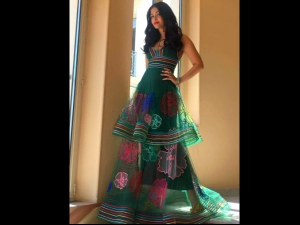 First Look Aishwarya Her Graceful Avatar At Cannes