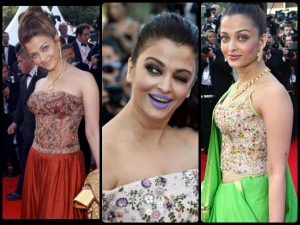 Aishwarya Rai Bachchans Worst Looks At Cannes Film Festival