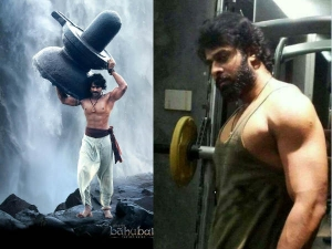 Bahubali Actor Prabhas Workout Regime Diet