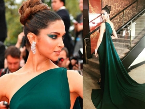 Cannes 2017 Day 2 Deepika Padukone Sets The Red Carpet On Fire