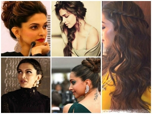 Summer Hairstyle Inspirations From Deepika Padukone