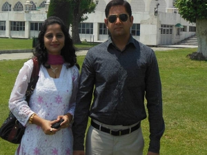 Ias Ips Couple Adopt Martyr S Daughter