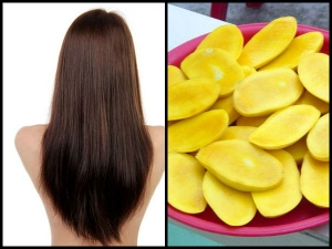 10 Amazing Benefits Using Mango On Hair