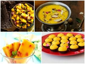 Seven Best Mango Recipes Summer