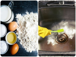 The Difference Between Baking Powder And Baking Soda