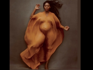 Serena Williams Poses Naked Pregnancy Photoshoot Magzine