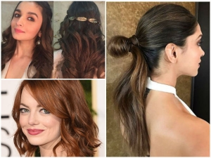 Celebrity Inspired Hairstyles Summer