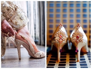 Bridal Shoes Every Indian Girl Must Have Her Wedding