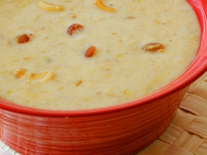 Rice Moong Dal Kheer