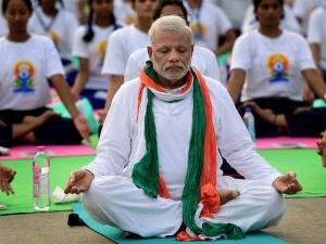 Narendra Modi On Twitter Spoke About Yoga Its Benefits