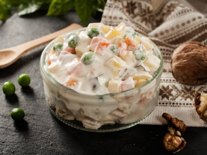 Russian Salad Make It At Your Home