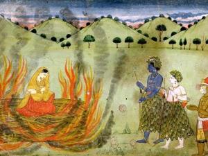 Reason Why Lord Rama Asked Sita To Go Through Agni Pariksha