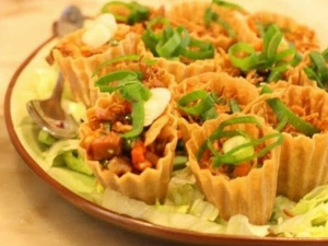Healthy Tokri Chaat