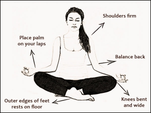 Yoga Poses Before Getting Of Bed