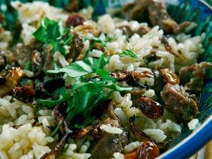 Vegetarian Yakhni Pulao Ramzan