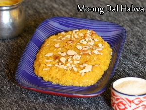 Moong Dal Halwa
