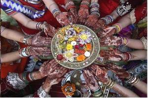 Hariyali Teej Woman Special Fasting Festival