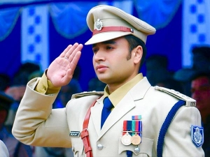 Meet The Ips Officer From Mp Who Is Slaying Everyone With His Dashing Look