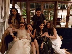 Sridevi Birthday Bash Brings These Actress Together One Frame