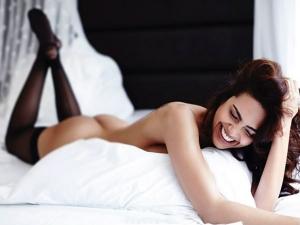 Hot Esha Gupta Strips Goes Totally Nude Her Latest Photoshoot