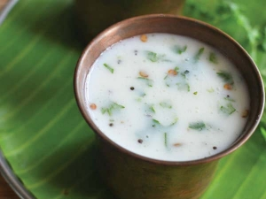 Why Drink Buttermilk Is Better Than Coffee In The Morni