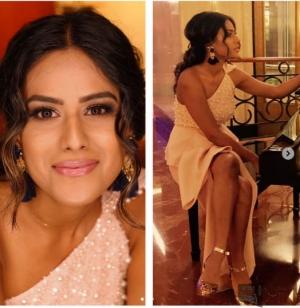Nia Sharma Shares Her New Look On Social Media