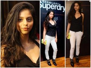 Lakme Fashion Week Suhana Khan Showed Up With Bunch Friend