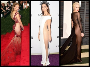 Hollywood Stars Without Underwear