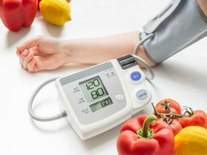 Foods Keep Blood Pressure Under Control