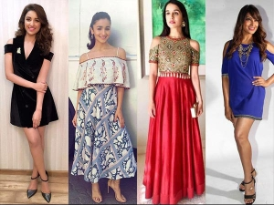 Bollywood Celebrities Who Celebrated The Cold Shoulder Trend