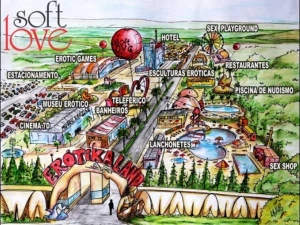 World S First Sex Theme Park Like Alton Towers But With Penis Shaped Bumper Cars