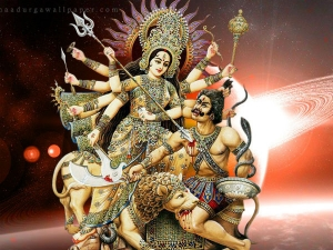 Miraculous Story Origin Goddess Durga Its Relation With Mahabharata