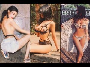 Sakshi Chopra S Topless Photo Goes Viral