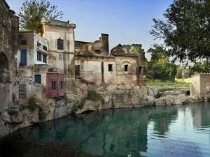 Ancient Hindu Temples In Pakistan
