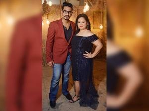 Comedy Queen Bharti Singh Harsh Limbachiyaa Look Cute Their Pre Wedding Shoot