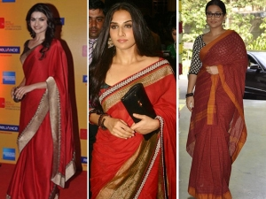Red Hot Looks You Can Copy From Celebs This Festive Season
