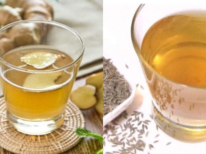 This Jeera Ginger Drink Promises To Cut Tummy Flab In 10 Days