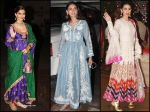Check Bollywood Celebs Gorgeous Anarkalis
