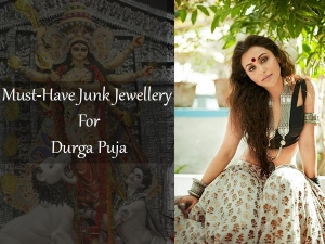 5 Types Junk Jewellery Go During Durga Puja 2017
