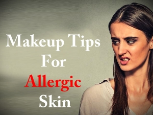 Makeup Tips Tricks Allergy Prone Skin