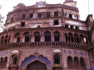 Taj Mahal Bhopal British Officers Could Not Break The Glass Of This Heritage