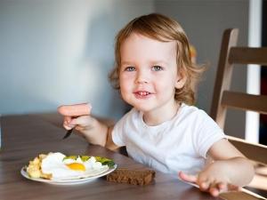 8 Foods Increase Height Children