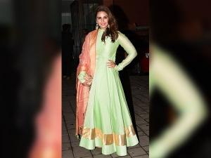 Divas At Arpita Khan S Diwali Bash