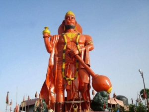 Do You Know Why Lord Hanuman Rubbed Sindoor All Over His Body