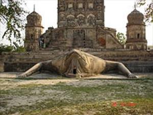 Manduk Mandir Only Frog Temple India
