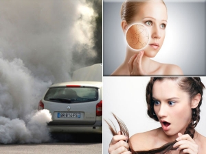 How Protect Your Skin Hair From The Air Pollution