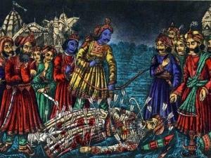 Bhishma Pitamah Teachings From His Death Bed Arrows